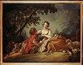 Boucher - Sujet pastoral la musette ou La marotte, 1753.jpg