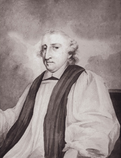 Benjamin Lany British bishop