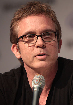 Brannon Braga - Braga at the WonderCon in April 2015.
