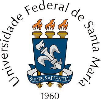 Federal University of Santa Maria - Image: Brasao UFSM Color 300dpi