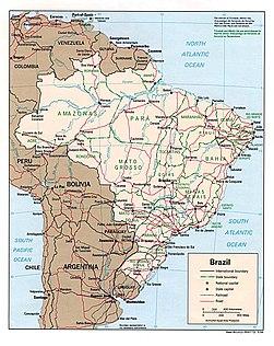 Atlas of Brazil Wikimedia mons