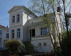 Paula Modersohn-Becker - Bremen: Paula Becker's parental home 1888-1899