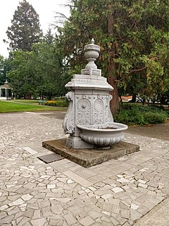 <i>Breyman Fountain</i>