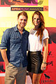 Brian McFadden, Vogue Williams (7286224686).jpg
