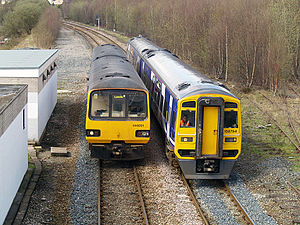 Calder Valley Line – Wikipedia