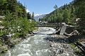 Bridge over River Beas - Leh–Manali Highway - Manali 2014-05-10 2259.JPG