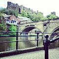 Bridge water river england uk durham castle instagram photooftheday.jpg