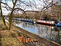 Bridgewater Canal at Brooklands - geograph.org.uk - 1749763.jpg