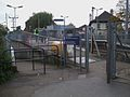 Brimsdown station east entrance.JPG