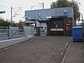 Brimsdown station main entrance.JPG