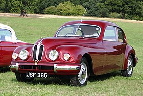 Bristol 401 1971cc registered December 1951.jpg