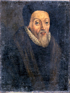 Alexander Nowell theologian and clergyman
