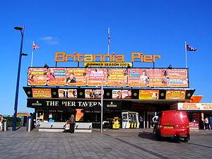 Norfolk - Britannia Pier