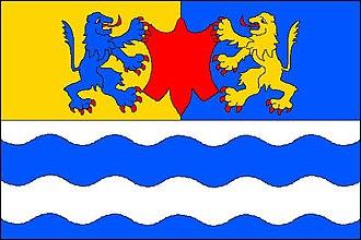 Brtnice - Image: Brtnice vlajka