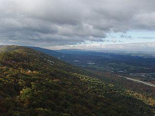 Brush Mountain (Blair County, Pennsylvania) mountain in Blair County, Pennsylvania, United States