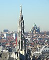 Brussels Town Hall Tower 02.jpg