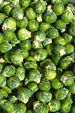 Brussels sprouts (cultivar unknown)