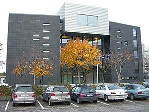 Jæren District Court - Sandnes Courthouse, where Jæren District Court is located