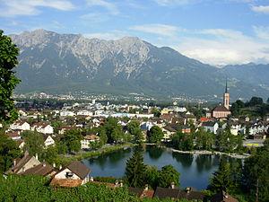 Buchs, St. Gallen - Buchs