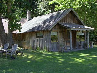 Buckner Homestead Historic District United States historic place