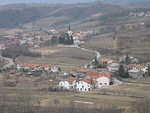 Budihni - Image: Budihni, Nova Gorica