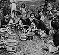 Buginese women making baskets, Know Indonesia... Know Your Friend, p6.jpg