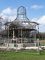 Building the bandstand - geograph.org.uk - 1367121.jpg