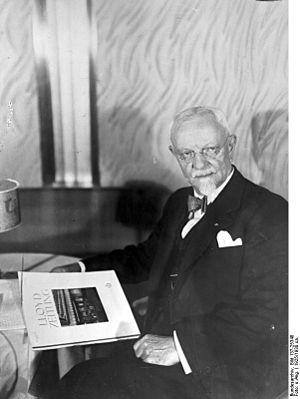 Richard Bartholdt - Image: Bundesarchiv Bild 137 25348, Richard Barthold