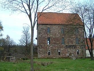 Otto I, Duke of Brunswick-Göttingen - In the final years of life, Otto resided mostly at Hardeg Castle