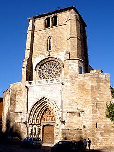 Burgos - San Esteban, exterior 14.JPG