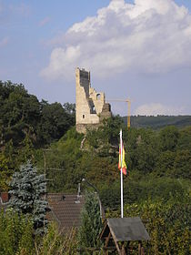Blick von Puderbach-Reichenstein