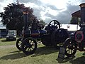 Burrell traction engine 'Stanley Monarch' (15473764612).jpg