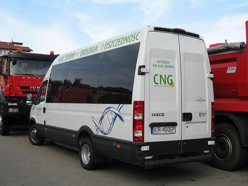 File:Bus Iveco Daily 50C14 CNG, end.jpg - Wikipedia
