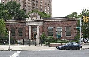 Raymond F. Almirall - Bushwick Branch Library, Brooklyn, 1908.