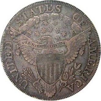 Draped Bust - 1803 Draped Bust dollar reverse