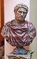 Bust of Caracalla at The Feodor Dostoevsky restaurant 4.jpg