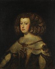 Retrato de la infanta María Teresa de España