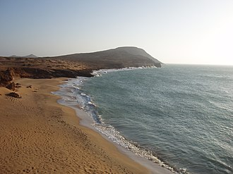La Guajira Department - The Cabo de la Vela was one of the first sites that Spanish explorers first sighted upon their arrival to the continental Americas.