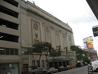 Orpheum Theater (New Orleans) United States historic place