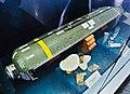 CBU-87 cluster bomb used in NATO aggression on Yugoslavia (bomb expired in 1997, used in 1999).jpg