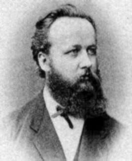 Carl Friedrich Geiser Swiss mathematician