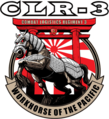 """CLR-3 """"Workhorse of the Pacific"""" Unit Logo.png"""