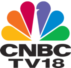 CNBC TV18 - Image: CNBC TV18 logo