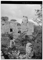CURING AND STORAGE HOUSE, STORAGE WING FROM SOUTH, STABLE RUINS IN FOREGROUND - Estate Annaberg, Annaberg, St. John, VI HABS VI,2-MABA,1-6.tif