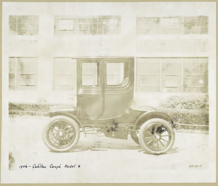 Cadillac 1907 Model M Coupe