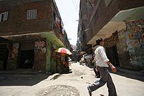 Cairo Garbage City Street.jpg