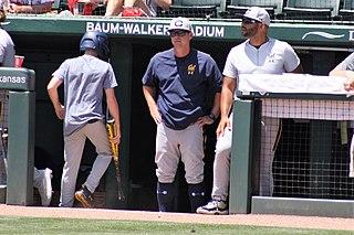 Mike Neu (baseball) American baseball player