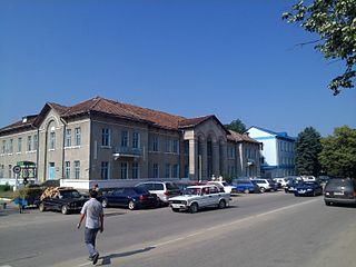Place in Transnistria, Moldova