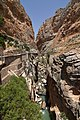 Caminito del Rey, Puentecillo del Rey, Cueva del Toro, 02.jpg