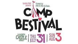 Camp Bestival - Camp Bestival, 2014 Logo
